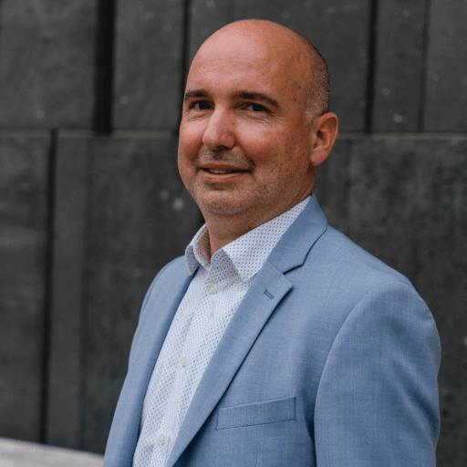 Martin Fischer Geschäftsführer Hallas Immobilienverwaltung